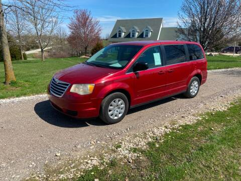 2009 Chrysler Town and Country for sale at Ken's Auto Sales & Repairs in New Bloomfield MO