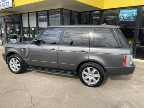 2006 Land Rover Range Rover for sale at Suzuki of Tulsa - Global car Sales in Tulsa OK