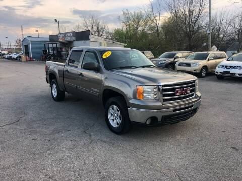 2012 GMC Sierra 1500 for sale at LexTown Motors in Lexington KY