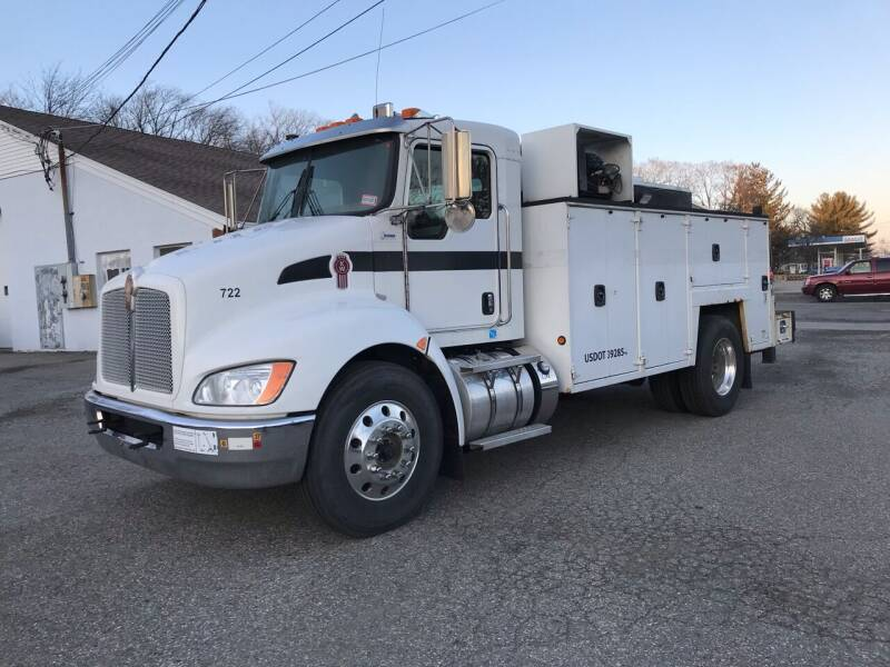 2011 Kenworth T370 for sale at J.W.P. Sales in Worcester MA