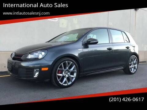 2013 Volkswagen GTI for sale at International Auto Sales in Hasbrouck Heights NJ