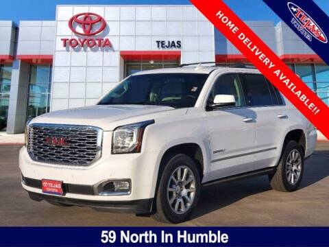 2018 GMC Yukon for sale at TEJAS TOYOTA in Humble TX