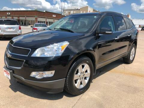 2012 Chevrolet Traverse for sale at Spady Used Cars in Holdrege NE