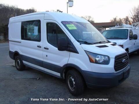 2016 Ford Transit Cargo for sale at Vans Vans Vans INC in Blauvelt NY
