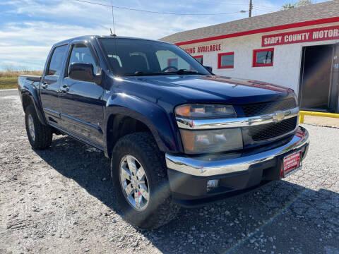 2009 Chevrolet Colorado for sale at Sarpy County Motors in Springfield NE