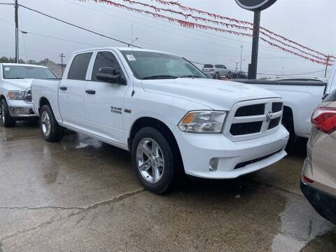 2015 RAM Ram Pickup 1500 for sale at Direct Auto in D'Iberville MS