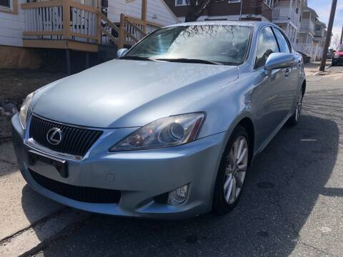 2010 Lexus IS 250 for sale at Welcome Motors LLC in Haverhill MA