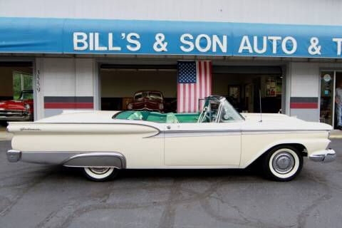 1959 Ford Galaxie 500 for sale at Bill's & Son Auto/Truck Inc in Ravenna OH