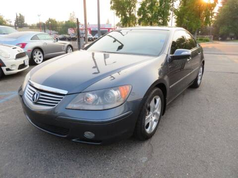 2007 Acura RL for sale at KAS Auto Sales in Sacramento CA