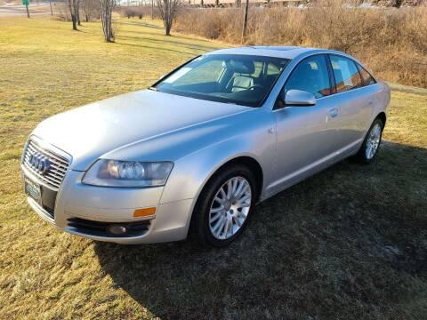 2006 Audi A6 for sale at Lewis Blvd Auto Sales in Sioux City IA