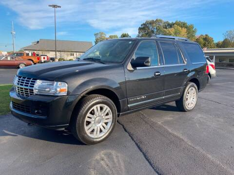 2011 Lincoln Navigator for sale at McCully's Automotive - Trucks & SUV's in Benton KY