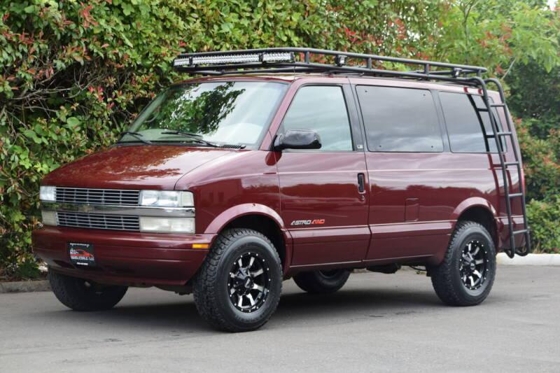 2001 Chevrolet Astro for sale at Beaverton Auto Wholesale LLC in Hillsboro OR
