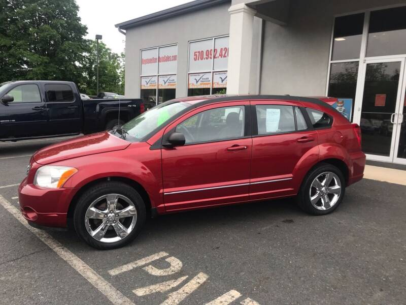 2011 Dodge Caliber for sale at Keystone Used Auto Sales in Brodheadsville PA
