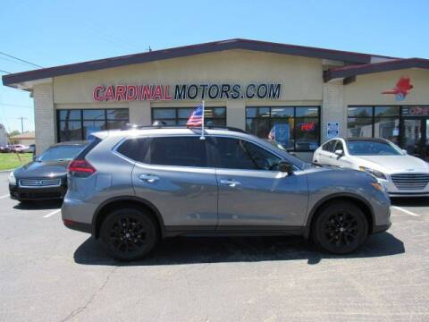 2018 Nissan Rogue for sale at Cardinal Motors in Fairfield OH