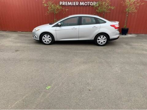 2013 Ford Focus for sale at Premier Motors in Milton Freewater OR