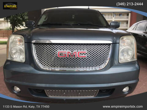 2008 GMC Yukon XL for sale at EMPIREIMPORTSTX.COM in Katy TX