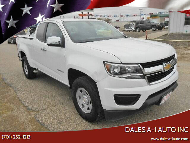 2018 Chevrolet Colorado for sale at Dales A-1 Auto Inc in Jamestown ND