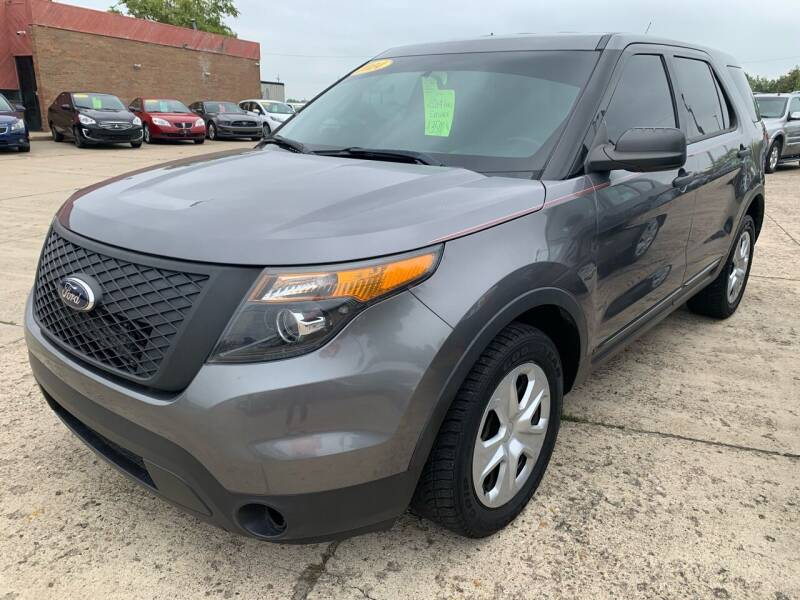 2014 Ford Explorer for sale at Cars To Go in Lafayette IN