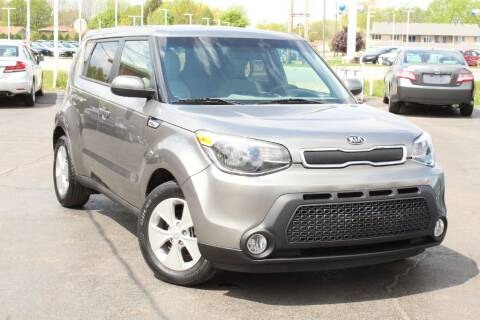 2015 Kia Soul for sale at Dynamics Auto Sale in Highland IN