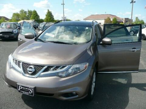 2011 Nissan Murano for sale at Prospect Auto Sales in Osseo MN
