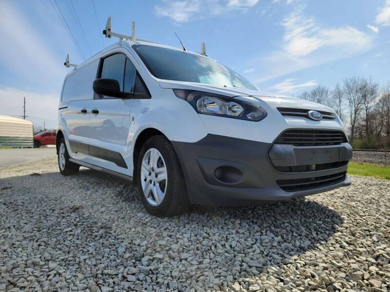 2016 Ford Transit Connect Cargo for sale at Sinclair Auto Inc. in Pendleton IN