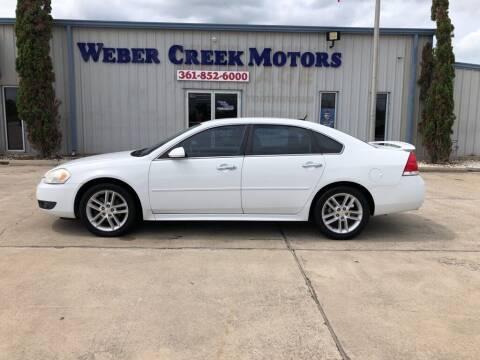 2011 Chevrolet Impala for sale at Weber Creek Motors in Corpus Christi TX