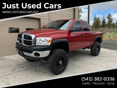 2007 Dodge Ram Pickup 2500 for sale at Just Used Cars in Bend OR