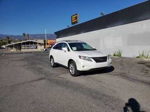 2012 Lexus RX 350 for sale at Silver Star Auto in San Bernardino CA