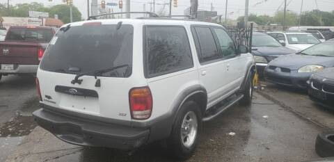 2000 Ford Explorer for sale at C.J. AUTO SALES llc. in San Antonio TX