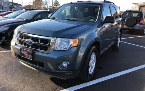 2012 Ford Escape for sale at Mike's Auto Sales INC in Chesapeake VA