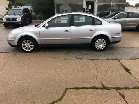 2004 Volkswagen Passat for sale at Velp Avenue Motors LLC in Green Bay WI