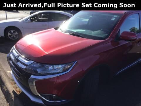 2018 Mitsubishi Outlander for sale at Royal Moore Custom Finance in Hillsboro OR