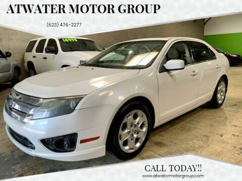 2010 Ford Fusion for sale at Atwater Motor Group in Phoenix AZ