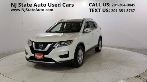 2018 Nissan Rogue for sale at NJ State Auto Auction in Jersey City NJ