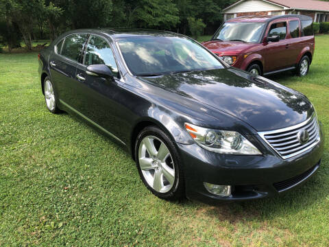 2010 Lexus LS 460 for sale at Sevierville Autobrokers LLC in Sevierville TN