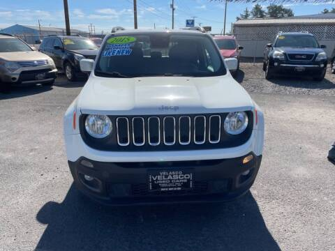 2015 Jeep Renegade for sale at Velascos Used Car Sales in Hermiston OR