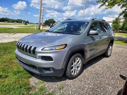 2016 Jeep Cherokee for sale at Swan Auto in Roscoe IL