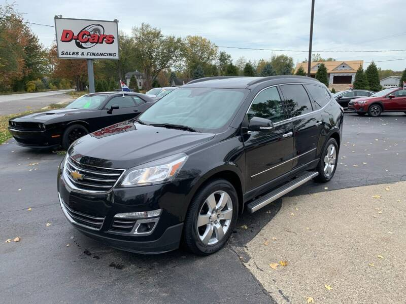 2014 Chevrolet Traverse for sale at D-Cars LLC in Zeeland MI