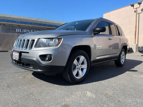 2016 Jeep Compass for sale at Cars 2 Go in Clovis CA
