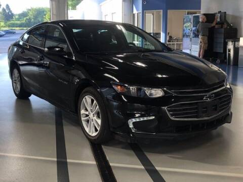 2016 Chevrolet Malibu for sale at Simply Better Auto in Troy NY