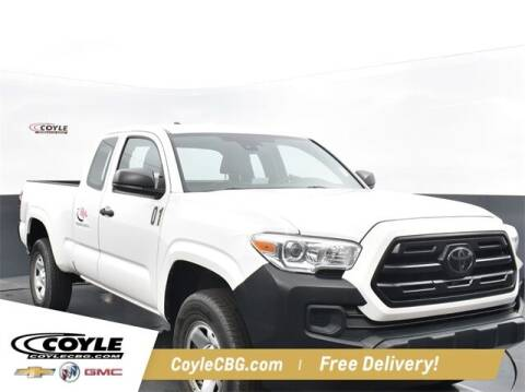 2018 Toyota Tacoma for sale at COYLE GM - COYLE NISSAN - New Inventory in Clarksville IN