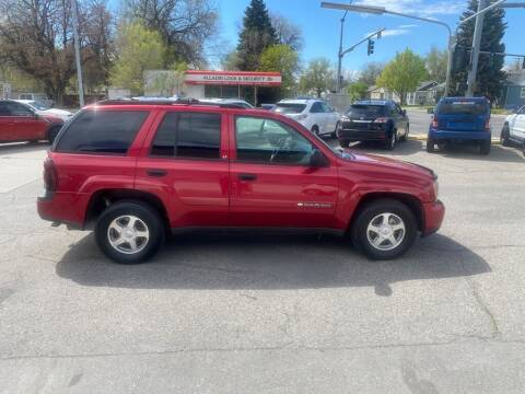 2003 Chevrolet TrailBlazer for sale at Auto Outlet in Billings MT