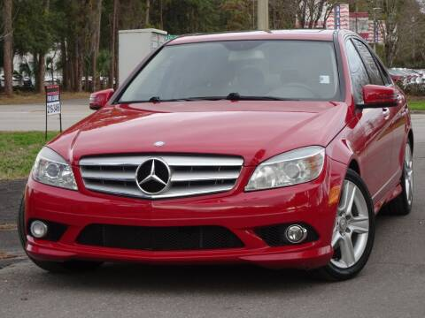 2010 Mercedes-Benz C-Class for sale at Deal Maker of Gainesville in Gainesville FL