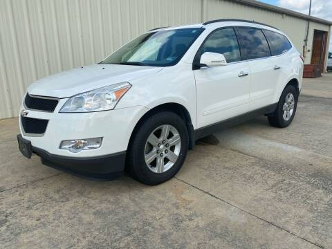 2010 Chevrolet Traverse for sale at Freeman Motor Company in Lawrenceville VA