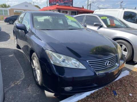 2008 Lexus ES 350 for sale at Mike Auto Sales in West Palm Beach FL