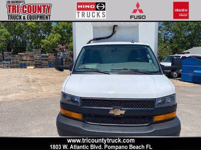 2019 Chevrolet Express Cutaway for sale at TRUCKS BY BROOKS in Pompano Beach FL
