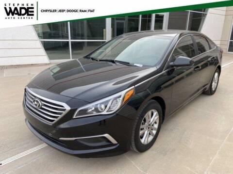 2016 Hyundai Sonata for sale at Stephen Wade Pre-Owned Supercenter in Saint George UT