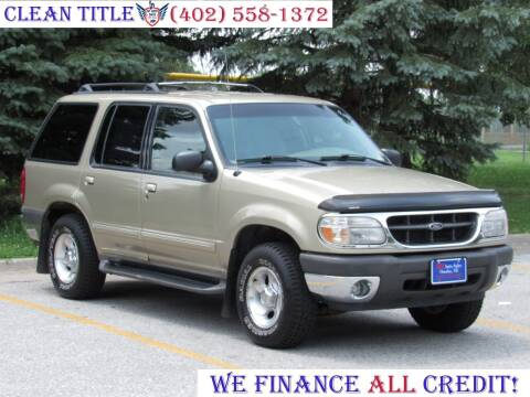 2000 Ford Explorer for sale at NY AUTO SALES in Omaha NE
