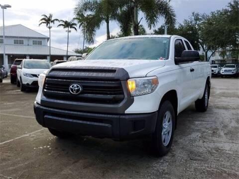 2017 Toyota Tundra for sale at Selecauto LLC in Miami FL