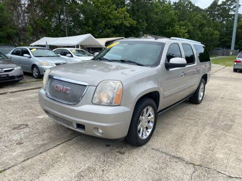 2007 GMC Yukon XL for sale at AUTO WOODLANDS in Magnolia TX